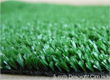 5 mm Düz Çim Halı1