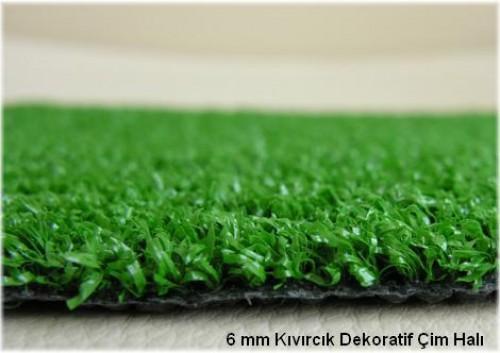 6 mm Kıvırcık Çim Halı1